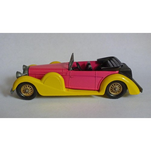 Matchbox Models of Yesteryear Y-11c Lagonda Dophead Coupe PRE PRODUCTION
