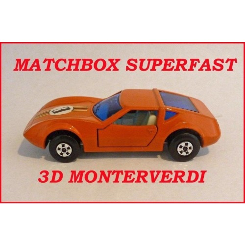 Matchbox Superfast MB3d Monterverdi Hai