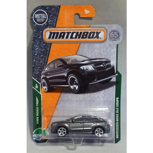 Matchbox MB5 Mercedes Benz GLE Coupe