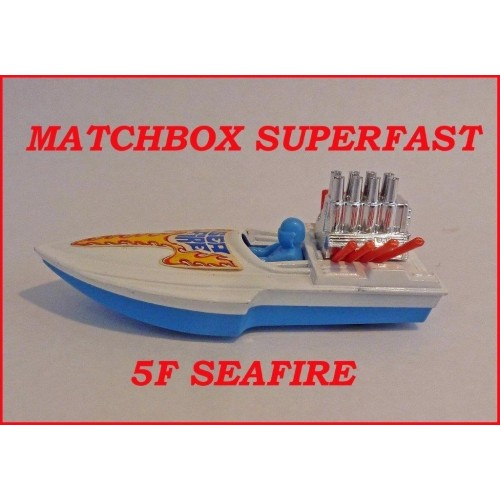 Matchbox Superfast MB5f Seafire