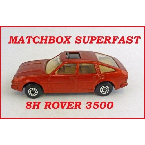 Matchbox Superfast MB8h Rover 3500
