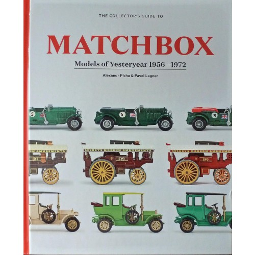 "Matchbox Models of Yesteryear 1956-1972 Collectors Guide ""Rockertron Toys"" Edition"