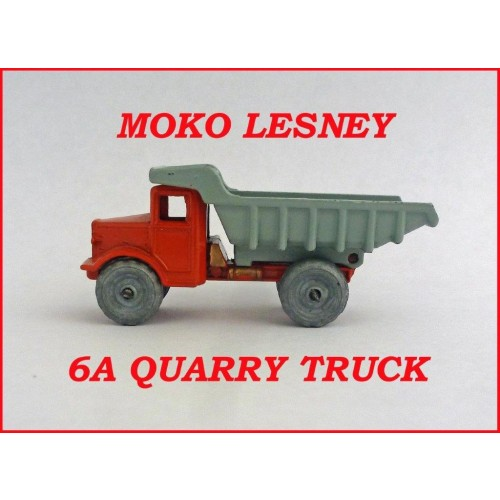 Moko Lesney Matchbox MB6a Quarry Truck