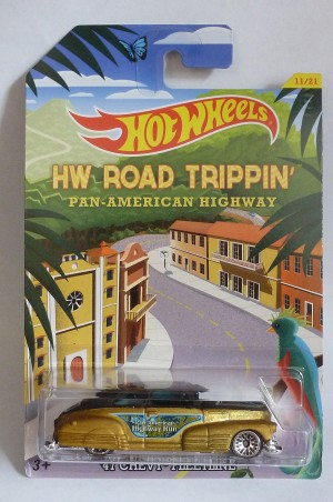 HotWheels HW Road Trippin' '47 Chevy Fleetline 11/21