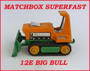 Matchbox Superfast MB12 Big Bull 12e