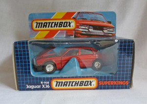 Matchbox SuperKings K-146 Jaguar XJ6