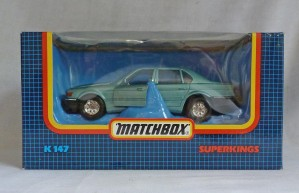 Matchbox SuperKings K-147 BMW 750i