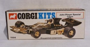 Corgi Kits 1504 John Player Special Lotus F1 Racing Car
