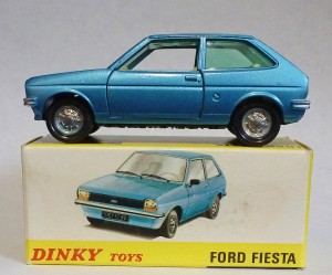 Dinky Toys [Spain] 1541 Ford Fiesta