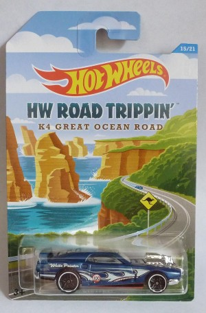 HotWheels HW Road Trippin' Rivited 15/21
