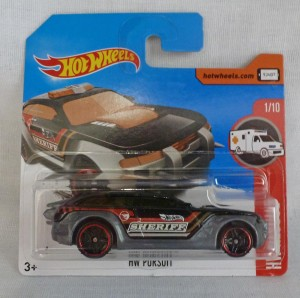 "HotWheels Treasure Hunt HW Pursuit ""HW Rescue"" 1/10"