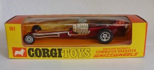 Corgi Toys 161 Commuter Dragster with Red Base [A]