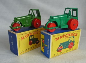 Matchbox Picture Box Collection Preview MB1c MB1d