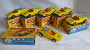 Matchbox Picture Box Collection Preview MB1f Mod Rod