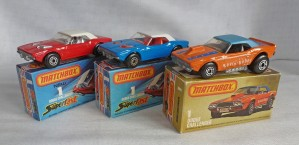 Matchbox Picture Box Collection Preview MB1g/h Dodge Challenger & Revin Rebel