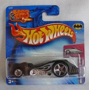 HotWheels Batman's Hardnoze Batmobile 2004 First Editions