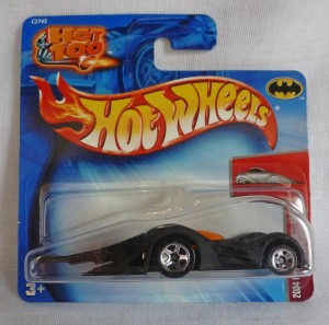 HotWheels Batman's  Crooze Batmobile 2004 First Editions