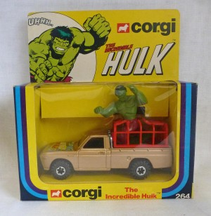 Corgi Toys 264 The Incredible Hulk