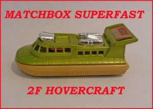 Matchbox Superfast MB2 Rescue Hovercraft 2f