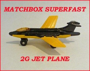 Matchbox Superfast MB2g S 2 Jet