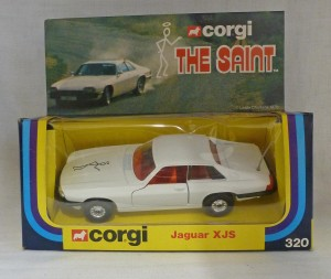 Corgi Toys 320 The Saint Jaguar XJS