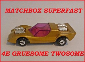 Matchbox Superfast MB4 Gruesome Twosome 4e