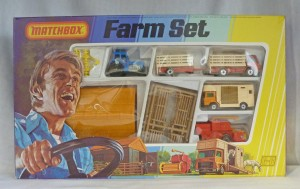 Matchbox Superfast G-6 Farm Gift Set