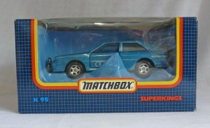 Matchbox Superkings K-95 Audi Quattro