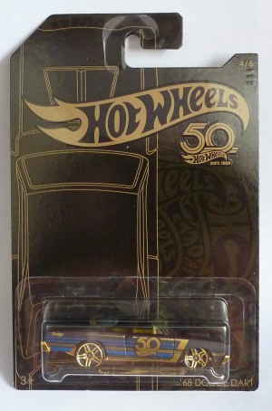HotWheels 50 Years '68 Dodge Dart 4/6