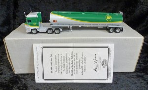 Matchbox Convoy CCY13 BP DAF 3300 Space Cab