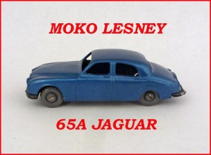 Moko Lesney Matchbox MB65 Jaguar 65a