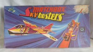 Matchbox P-2 Sky Busters Play Set