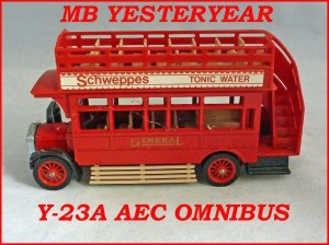 Matchbox Models of Yesteryear Y-22a 1930 Ford A Van