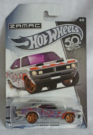 HotWheels 50 Years Zamac '71 Dodge Demon