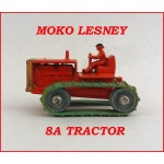 Moko Lesney Matchbox MB8 Caterpillar Tractor 8a