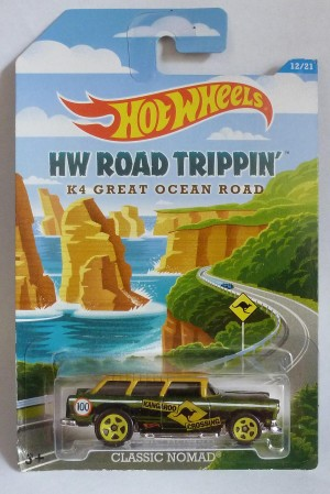 HotWheels HW Road Trippin' Classic Chevy Nomad 12/21