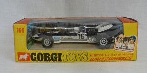 Corgi Toys 150 Surtees TS9 Racing Car