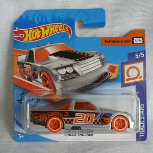 HotWheels Treasure Hunt Circle Tracker