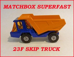 Matchbox Superfast MB23f Atlas Truck