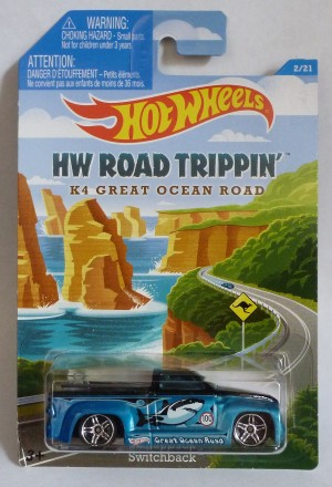 HotWheels HW Road Trippin' Switchback 2/21