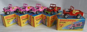 Matchbox Picture Box Collection Preview MB2e Jeep Hot Rod
