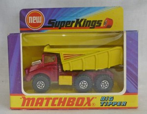 Matchbox SuperKings K-4 Big Tipper