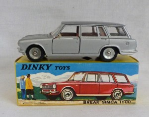 French Dinky Toys 507 Break Simca 1500