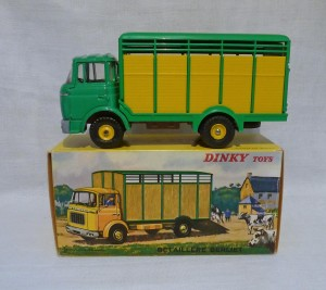 French Dinky Toys 577 Berliet Cattle Truck