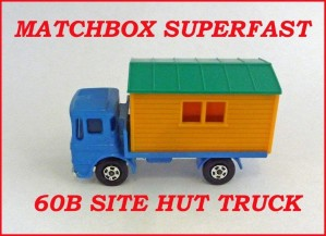 Matchbox Superfast MB60 Leyland Site Truck 60b