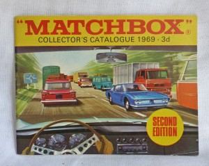 Matchbox 1969 UK Pocket Catalogue 2nd Edition