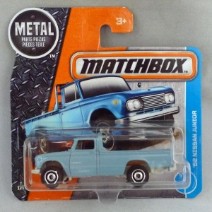 Matchbox MB7 '62 Nissan Junior
