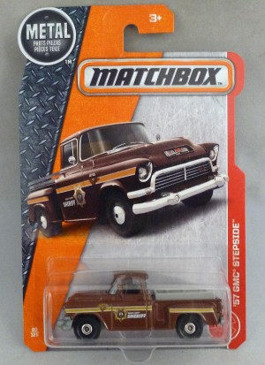 Matchbox MB80 '57 GMC Stepside