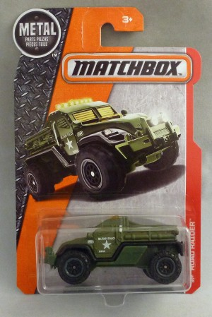 Matchbox MB85 Road Raider
