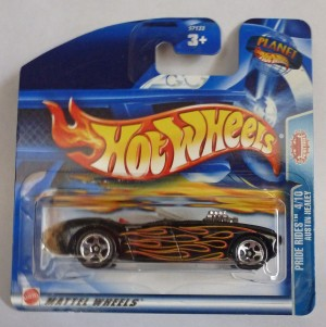 HotWheels Austin Healey Sports Car Pride Rides 4/10